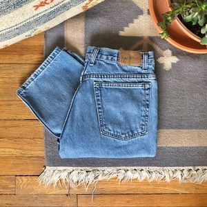 Vintage 90s High Rise Mom Jeans
